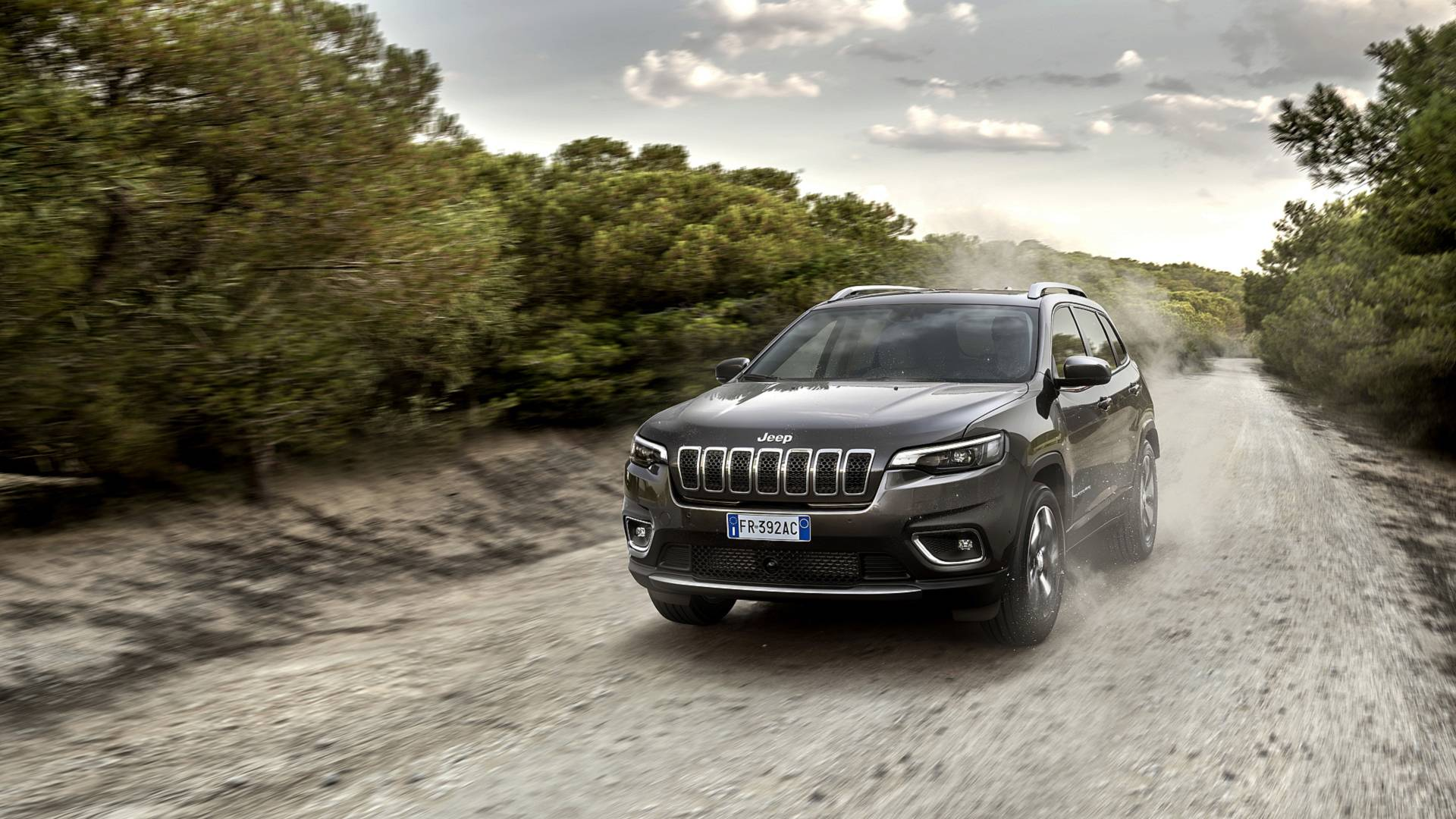 Test Jeep Cherokee Facelift 2019