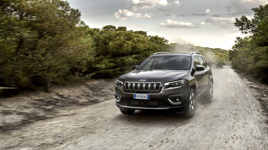 Jeep Cherokee 2019 Test