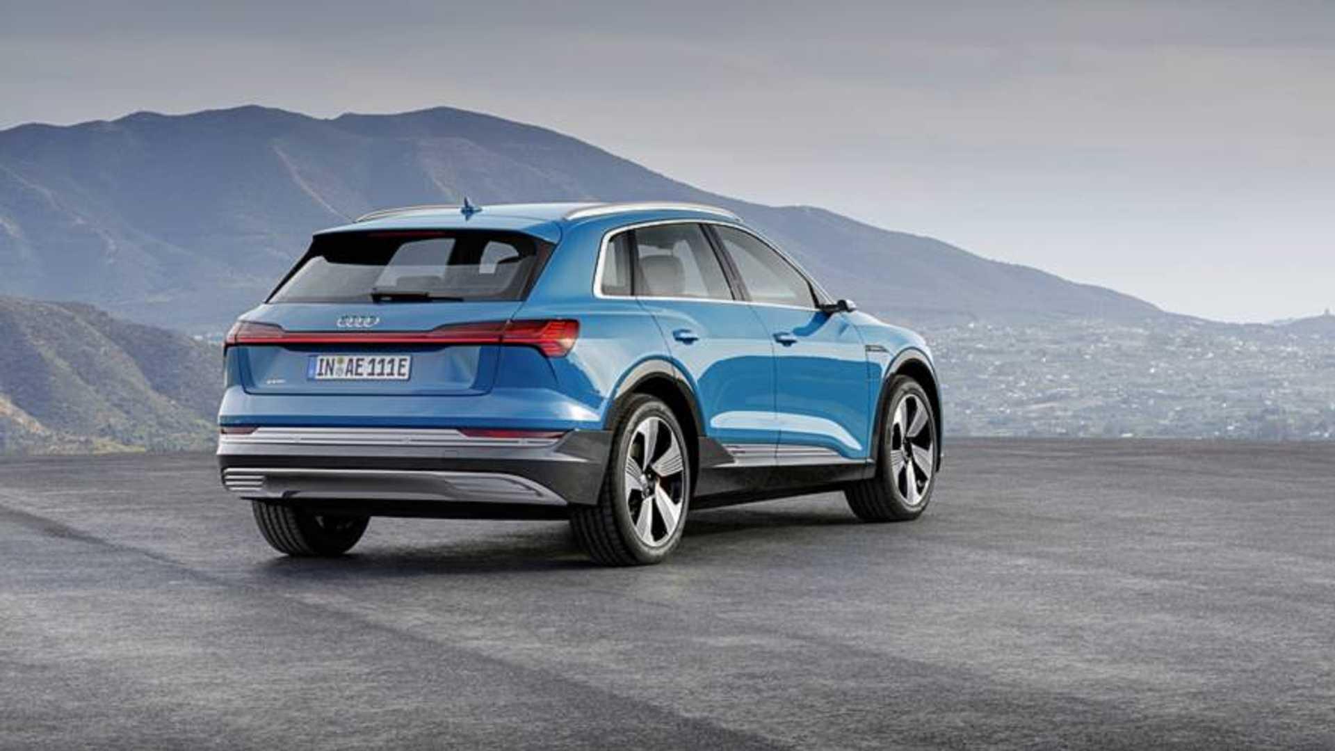 Audi Q6 e-Tron : 1er SUV 100 %  électrique Maroc