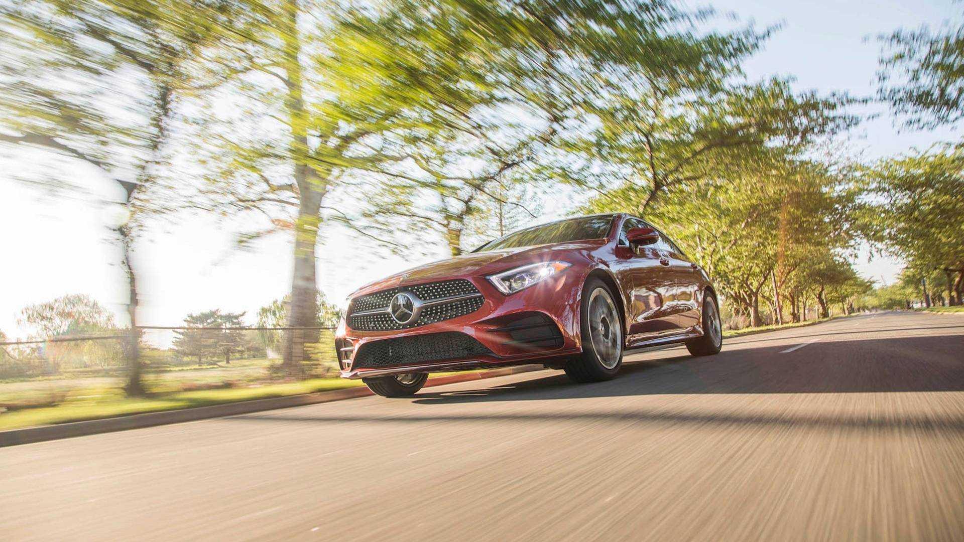 2019 Mercedes-Benz CLS-Class First Drive: Still A Trendsetter