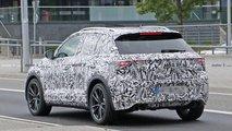 VW T-Roc R 2019, fotos espía
