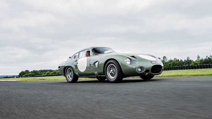 Une Aston Martin DP215 vendue près de 20 millions à Monterey
