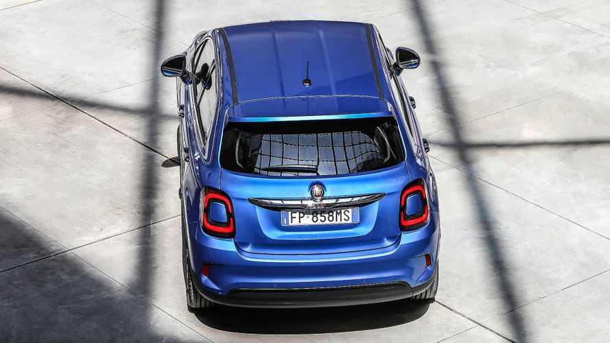 Fiat 500X restyling 2018