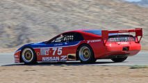 Steve Millen and his No 75 Nissan 300ZX-source