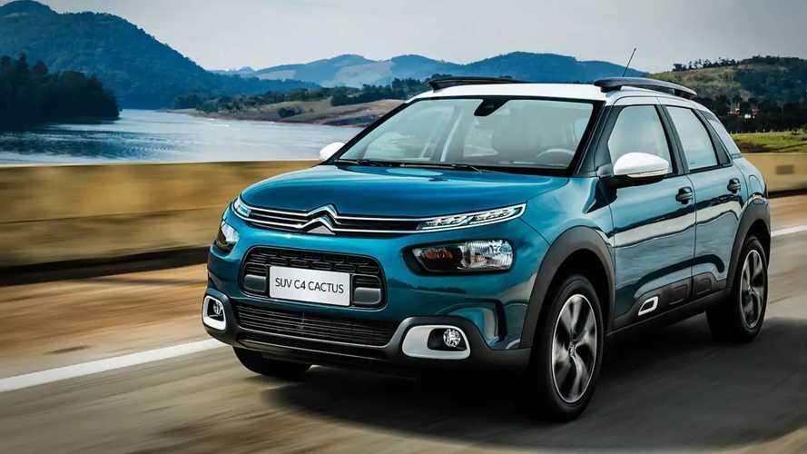 Citroën C4 Cactus já representa mais da metade das vendas da marca