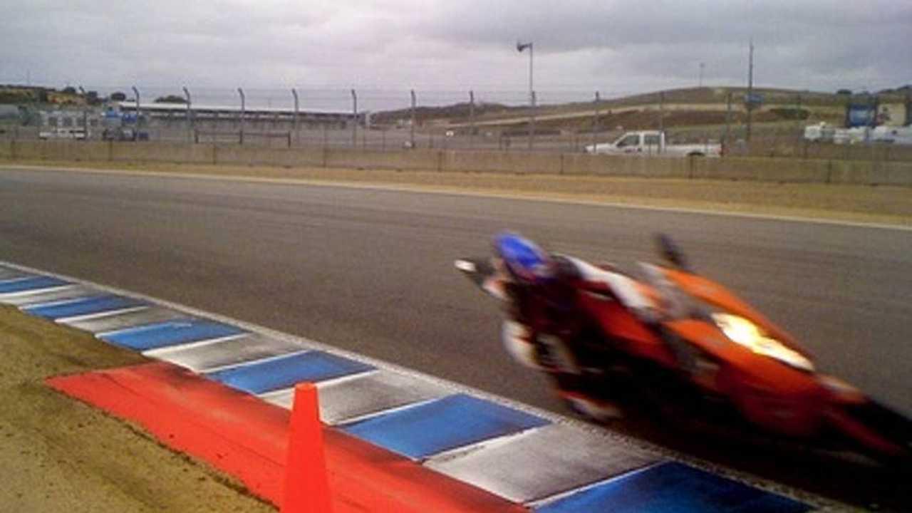 Skip Barber Superbike School: learning to ride like Rossi