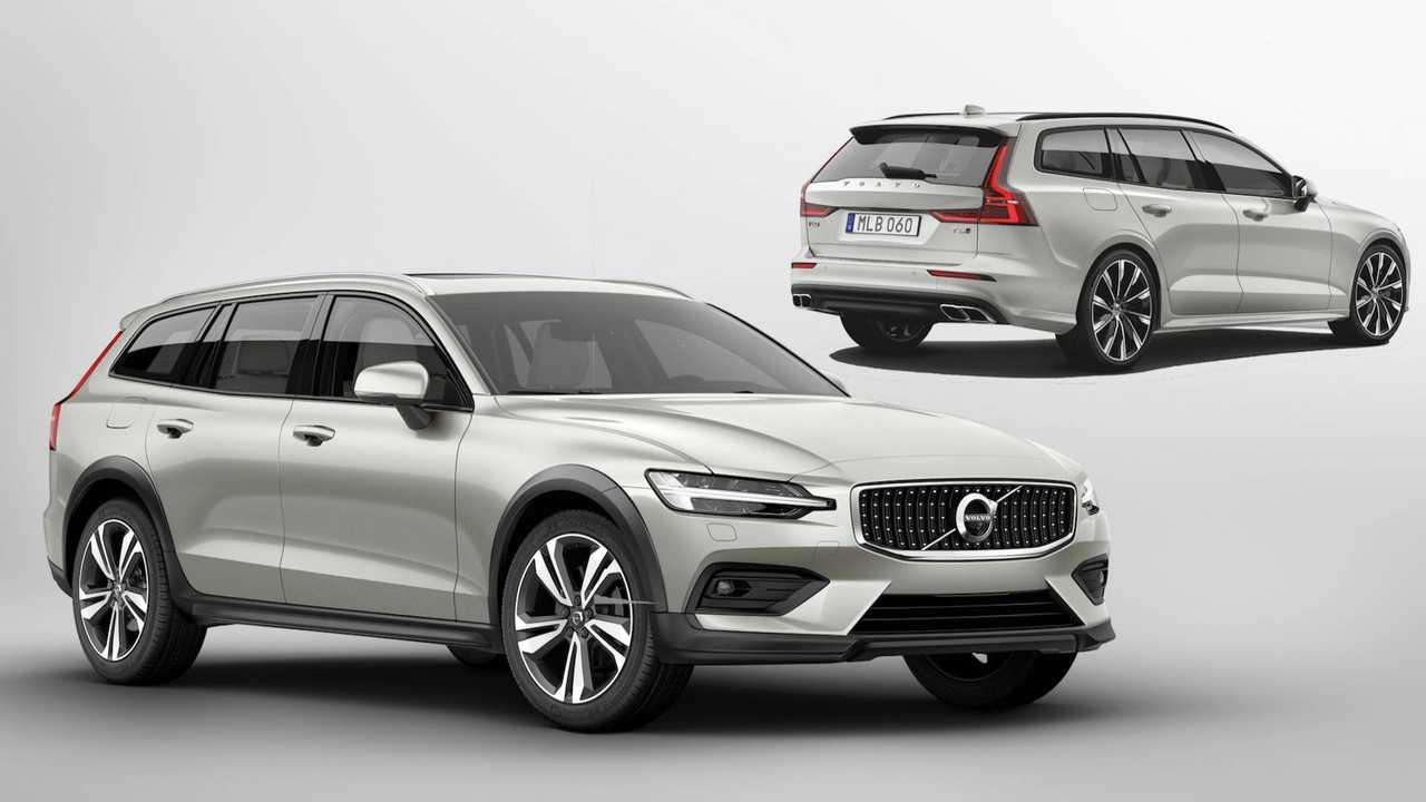 Volvo V60 Lead