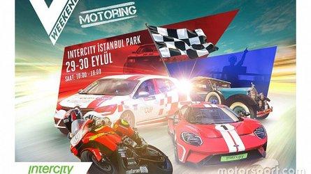 V Weekend Motoring Festivali, 29-30 Eylül'de İstanbul Park'ta
