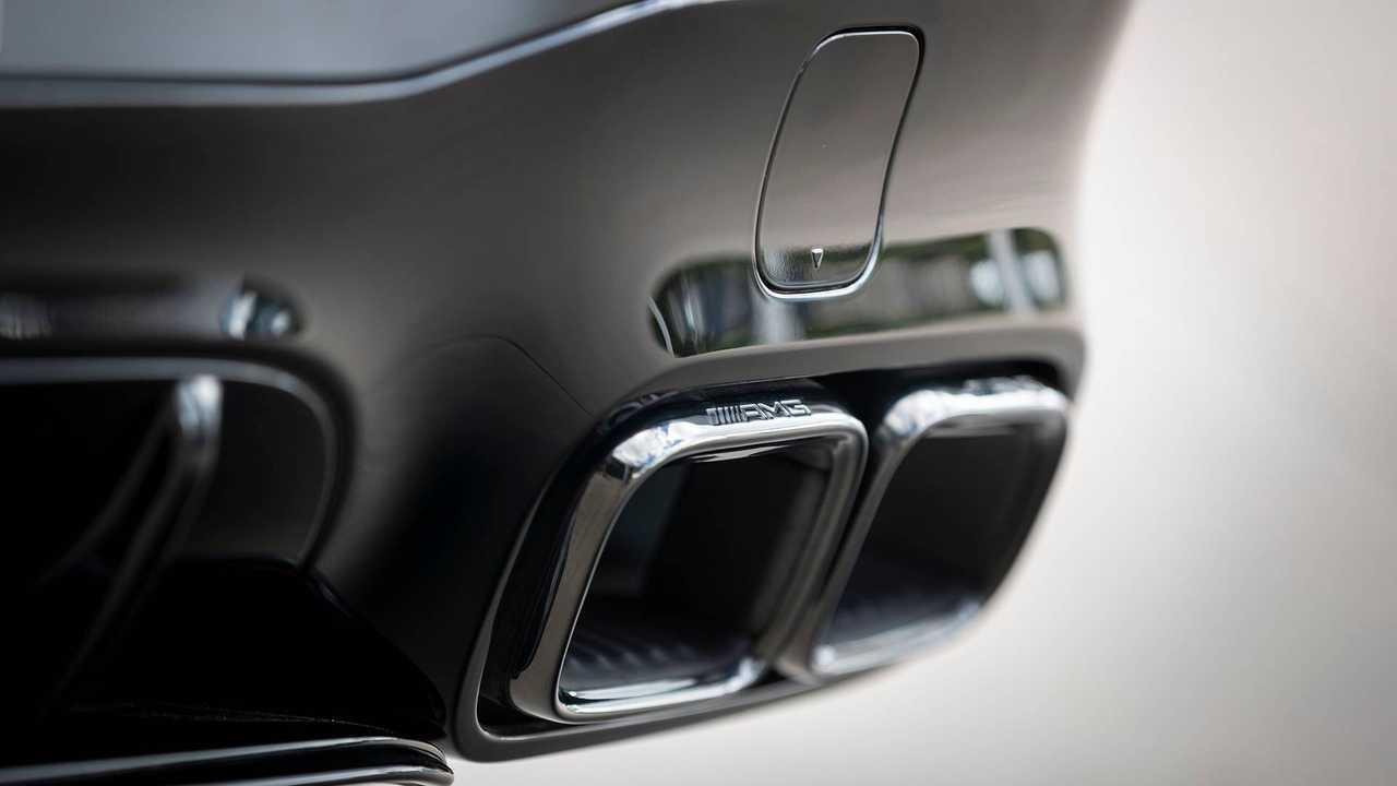 2019 Mercedes-AMG GT 4-Door