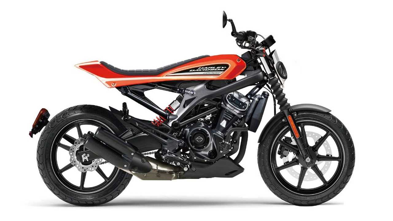 Small Harley Render
