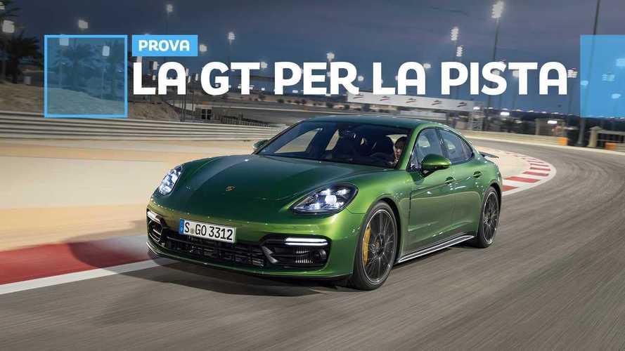 Porsche Panamera GTS 2019, il passo (avanti) necessario