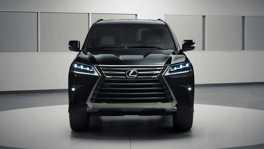 2019 Lexus LX Inspiration Series