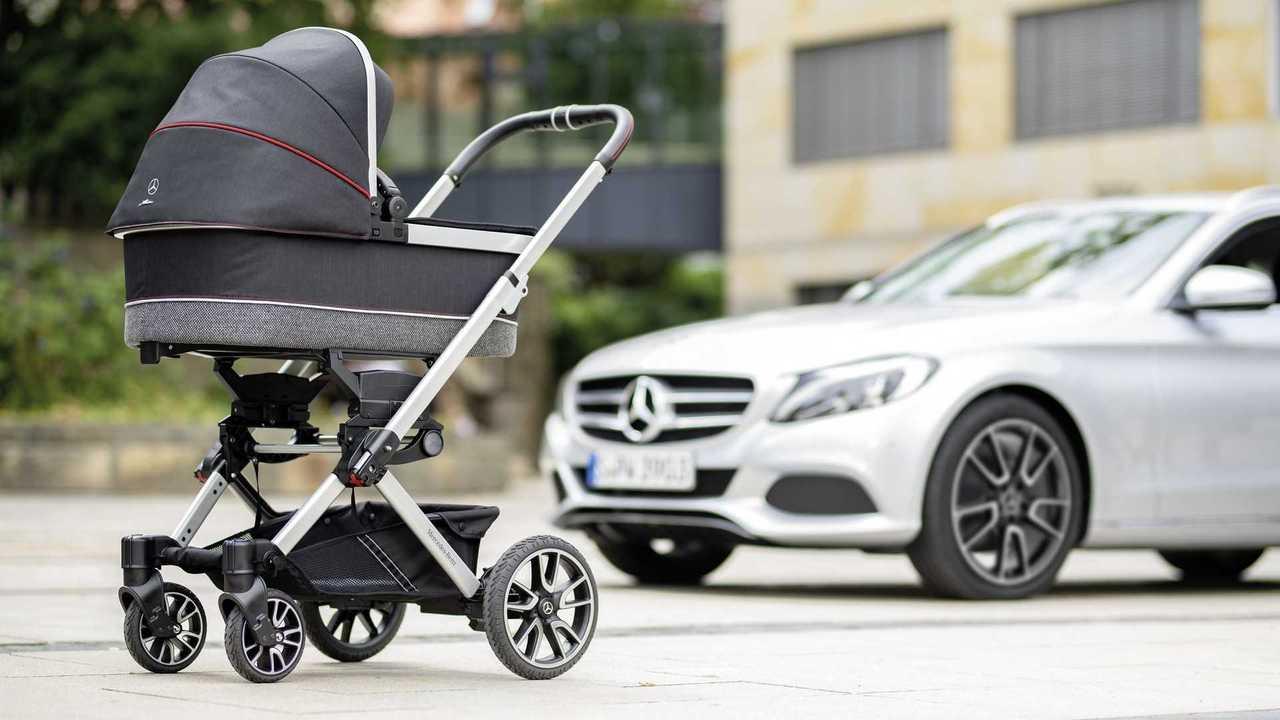 Mercedes Avantgarde bebek arabası
