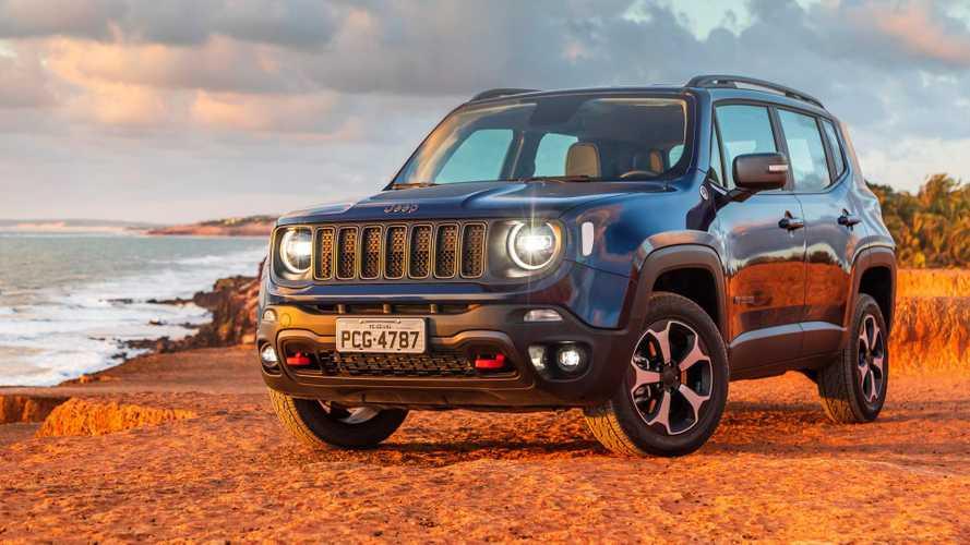 Jeep Renegade 2019 muda visual, versões e equipamentos; veja preços