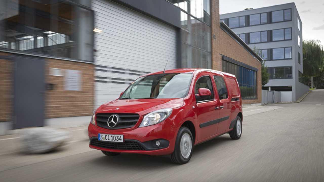 Mercedes-Benz, le Citan est renouvelé