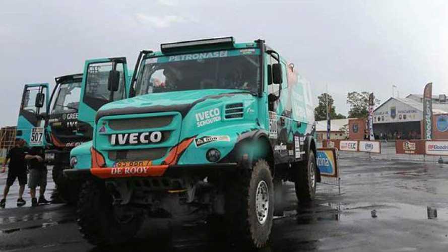 Dakar 2017, Iveco pronta al via