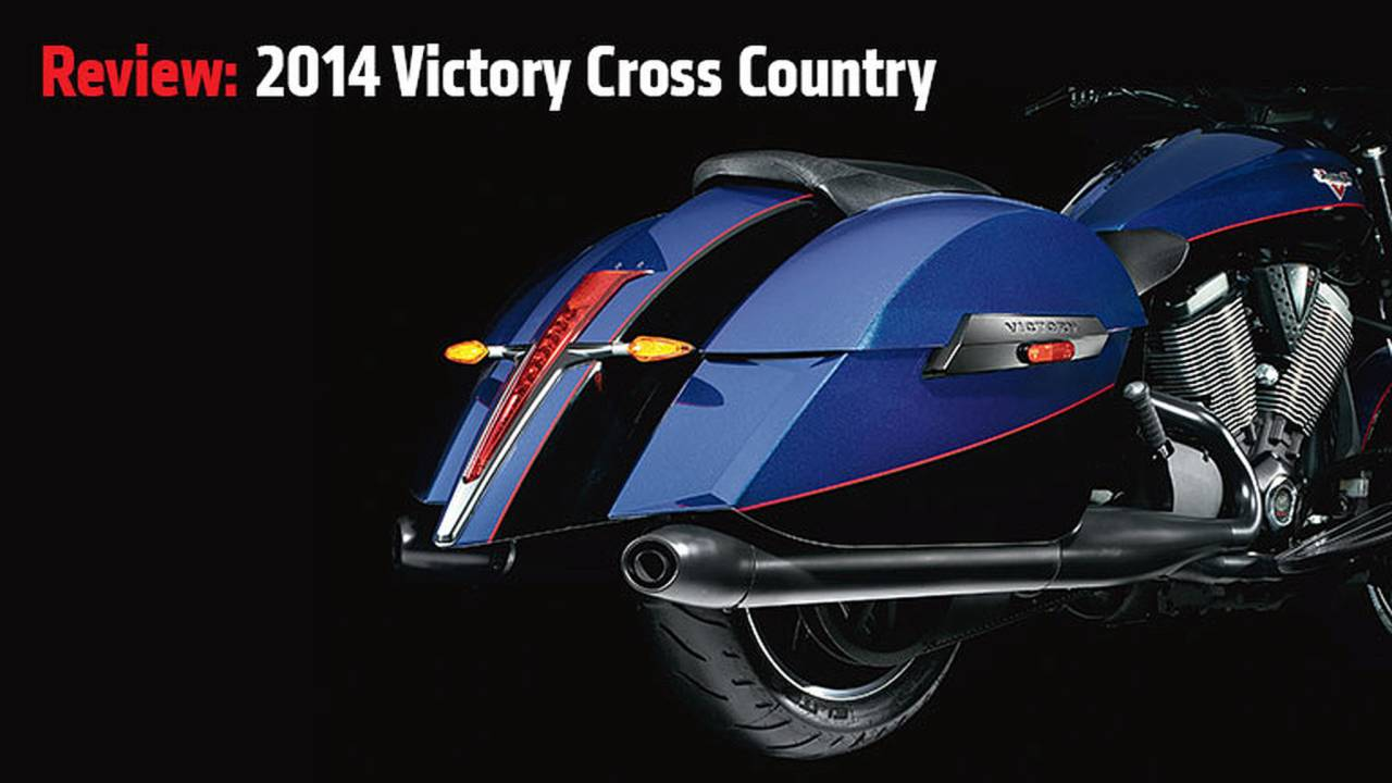 Review: 2014 Victory Cross Country