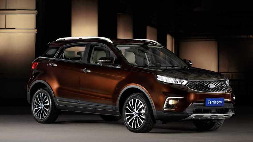Ford Territory: SUV chinês virá enfrentar Jeep Compass no Brasil