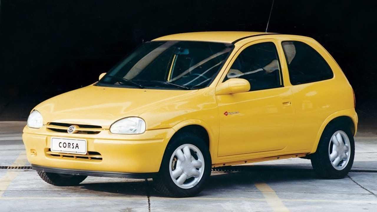 Chevrolet Corsa Piquet