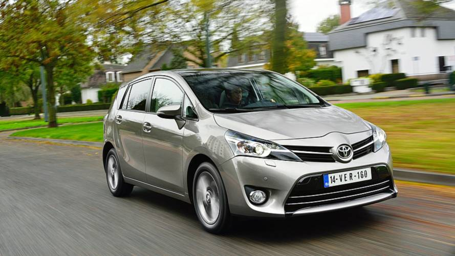 RIP Toyota Verso 2009-2018