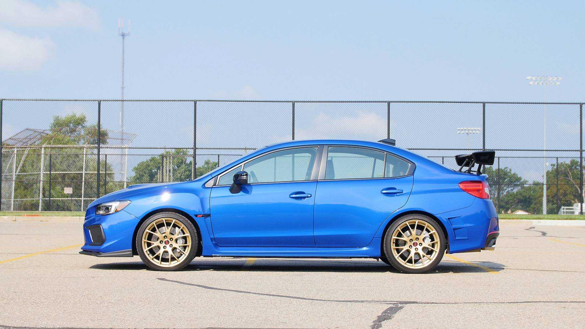 Sti Type Ra >> 2018 Subaru Wrx Sti Type Ra Why Buy
