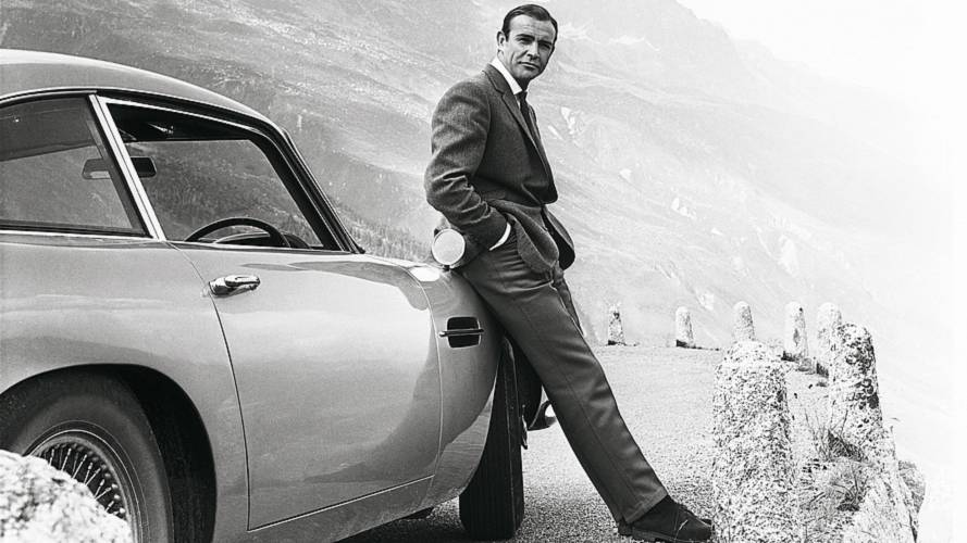Aston Martin ridà vita alla DB5 di James Bond Goldfinger