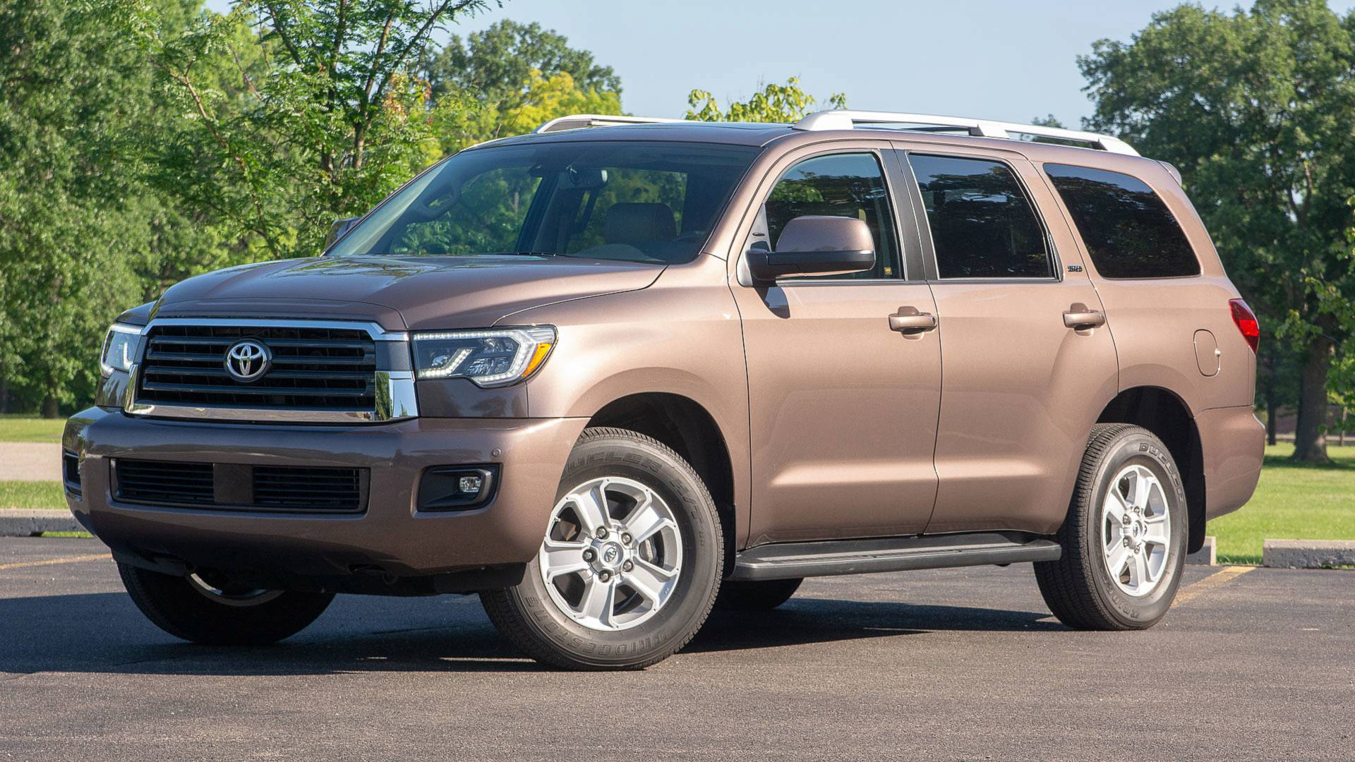 2018 Toyota Sequoia: Refreshed, Changes, TRD Sport, Price >> 2018 Toyota Sequoia Review You Re Still Here