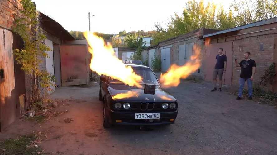 BMW - MIG-23