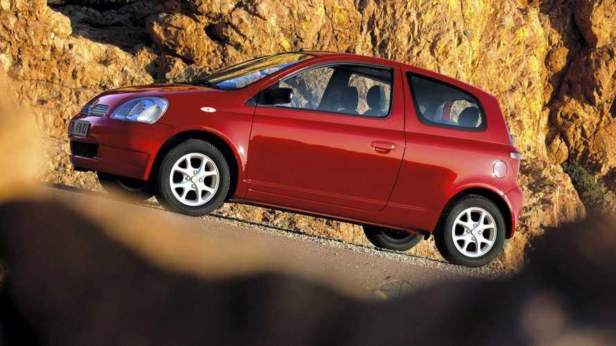 1999 Toyota Yaris: герой своего времени