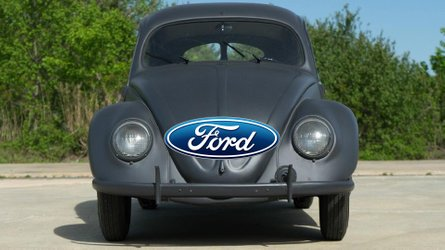 Ford Could Have Paid Nothing To Own VW After World War II