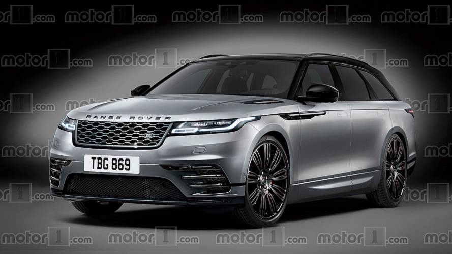 Could This Rugged Range Rover Estate Become Reality?