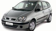 História - Renault Scénic