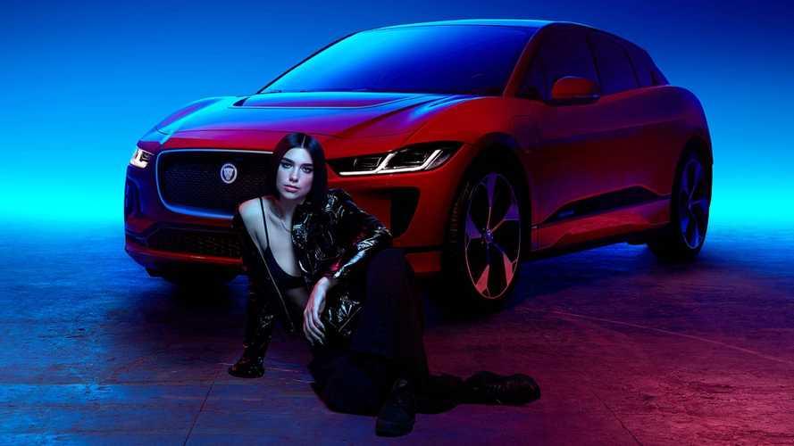 Jaguar, Dua Lipa ile işbirliği yaptı