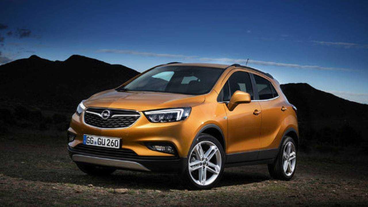 6 - Opel Mokka X
