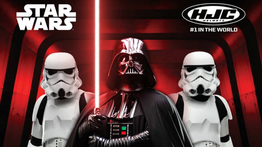 HJC Wants You to Come to the Dark Side