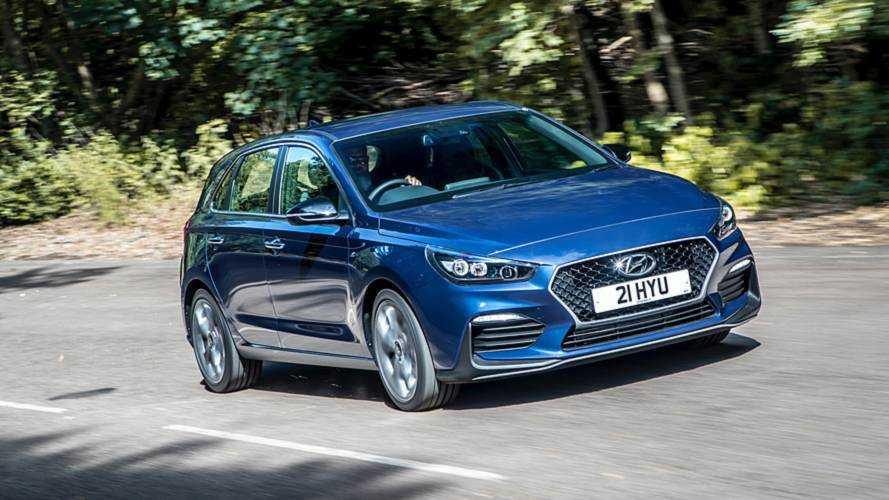 Sporty-looking Hyundai i30 N Line starts at £21,255