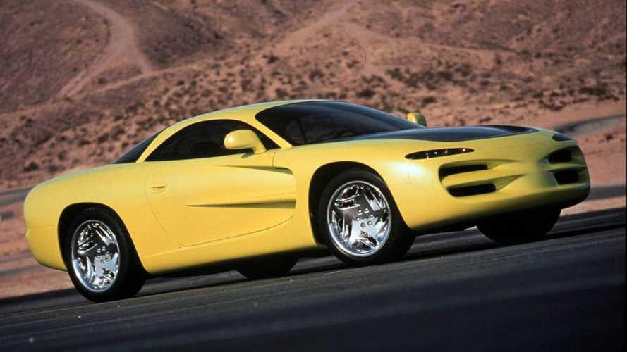 1994 Dodge Venom: Concept We Forgot