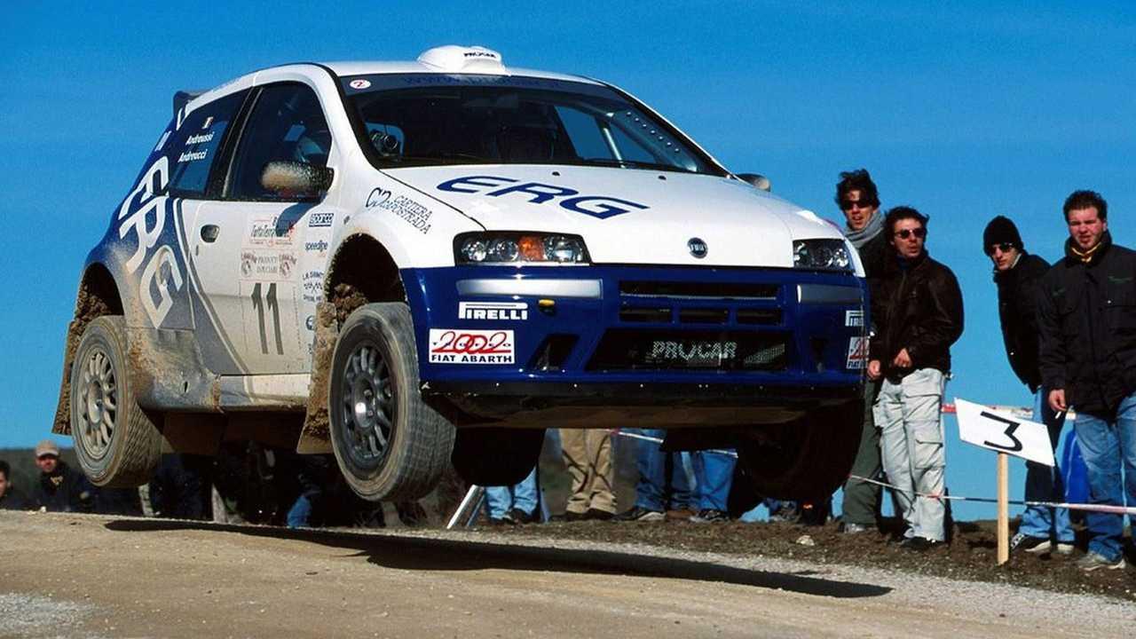 Fiat Punto - Alla conquista del Rally