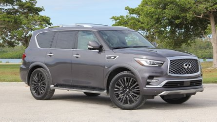 2019 Infiniti QX80 Limited: Here's What's New