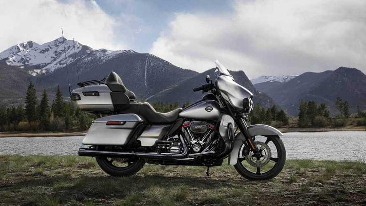 Harley-Davidson 2019 Lineup Main