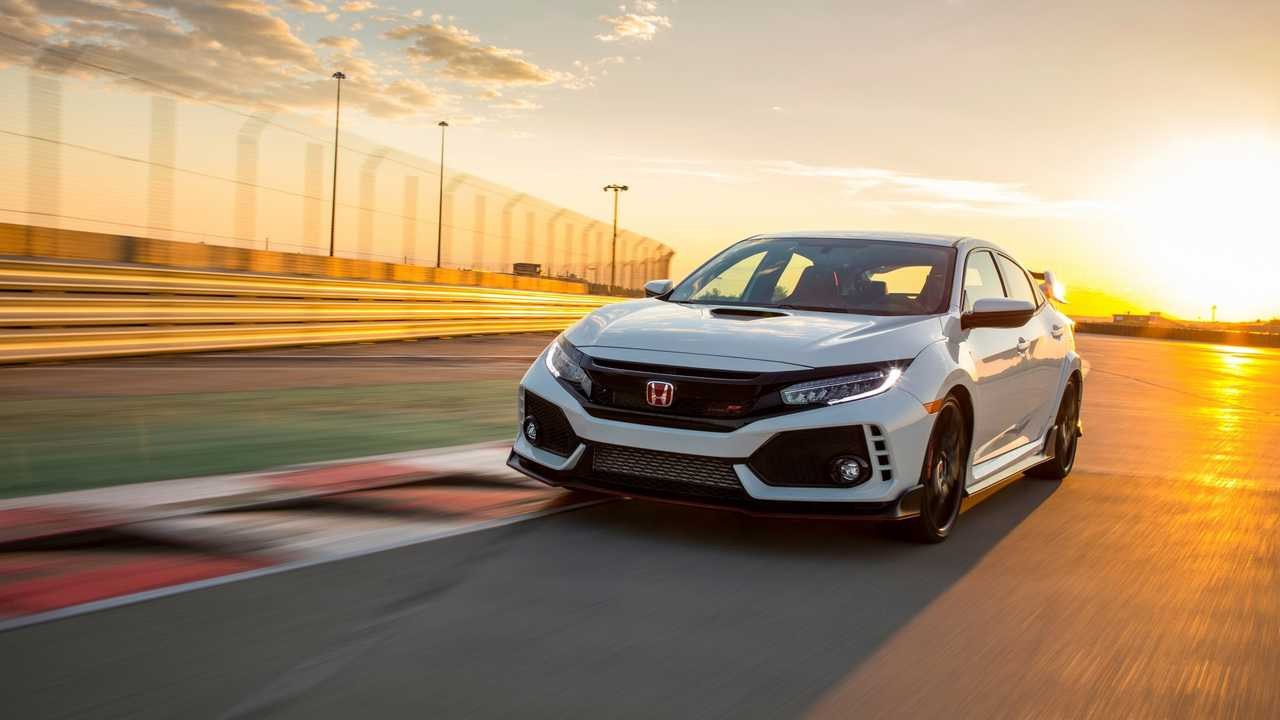 2019 Honda Civic Type R ve Civic Hatchback