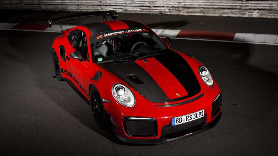Record-breaking Porsche 911 GT2 RS MR conversion costs how much?