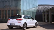 Hyundai i30 Hatchback & Wagon Facelift