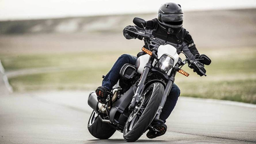 That Motorcycle Column: The Same but Different