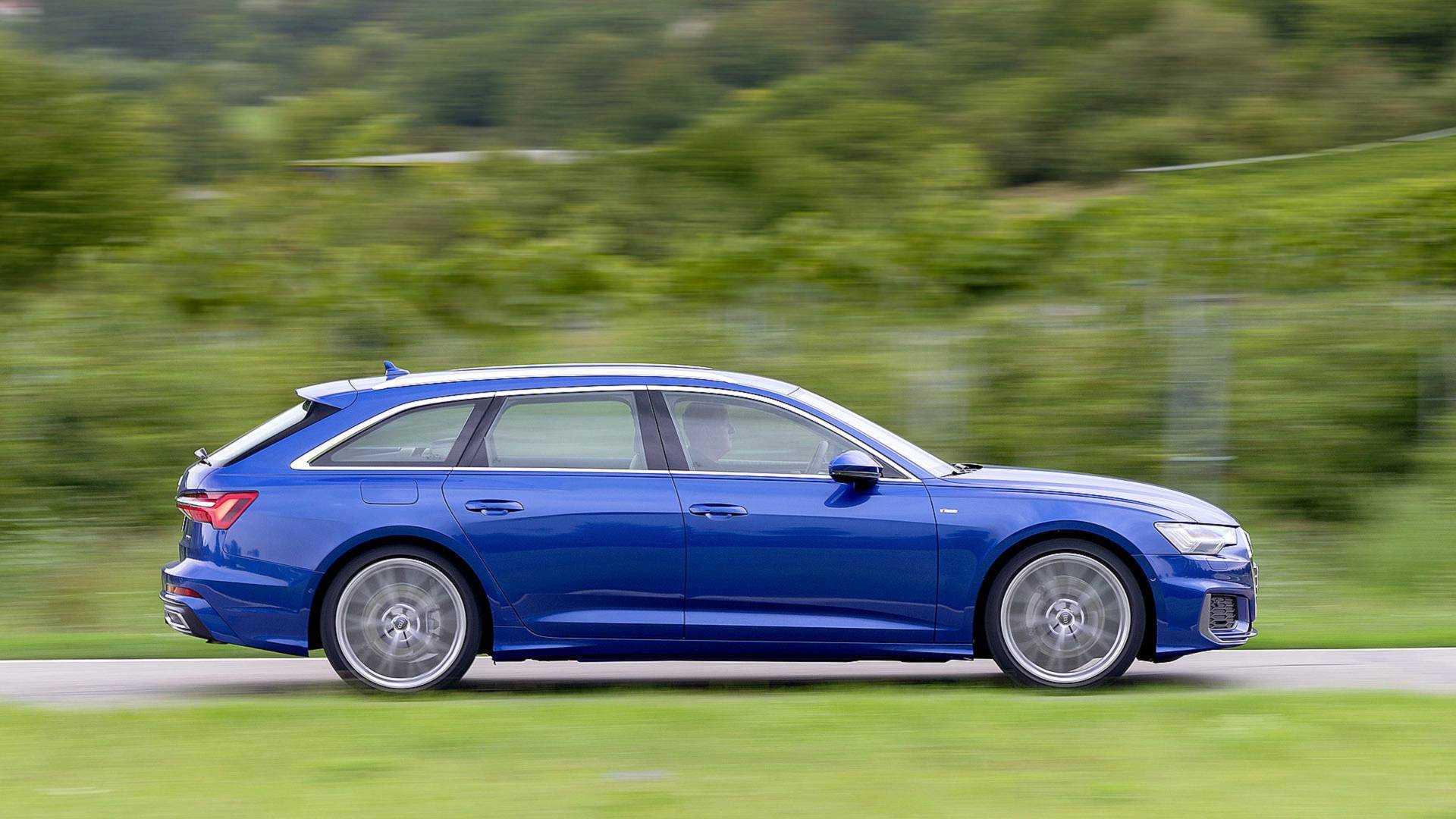 2019 Audi A6 Avant First Drive En Garde Avant