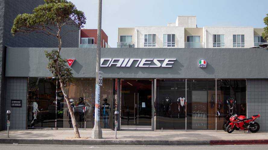 Dainese Opens New Gear Store in Southern California