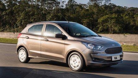 Vídeo teste Ford Ka SE 1.5 AT: Como anda a nova versão do hatch?