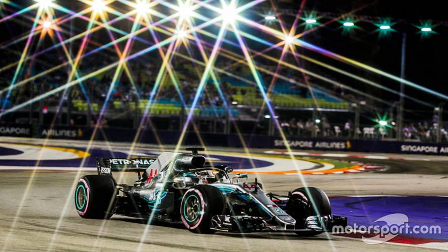 Lewis Hamilton: Vettel near-miss a 'rookie error'