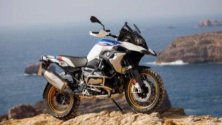 Nova BMW GS agora é 1250, com motor mais potente