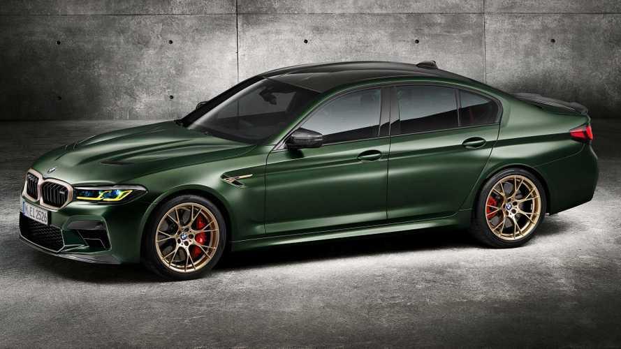 BMW M5 CS تجتاز حلبة نوربورغرينغ في أقل من 7:30 دقائق